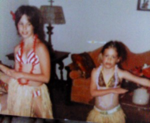 i feel like this is cruel and unusual punishment. alas, those hula skirts were around all the time- for many holidays.
