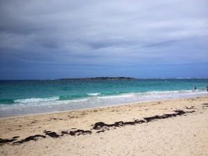 """if there is a heaven for me, i'm sure it has a beach attached to it."" -jimmy buffett"